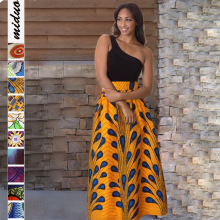 African Skirt Clothes Dresses For Women Dashiki Long Ankara 2019