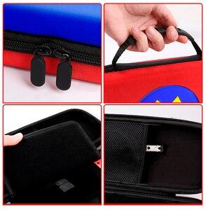 Image 5 - Reise Lagerung Schalter Fall Spiel Trage Tasche für Nintendo Schalter Konsole Joycon Swithc Pro NS Nintend Schalter Zubehör