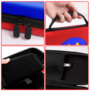 Image 5 - Travel Storage Switch Case Game Carrying Bag for Nintendo Switch Console Joycon Swithc Pro NS Nintend Switch Accessories