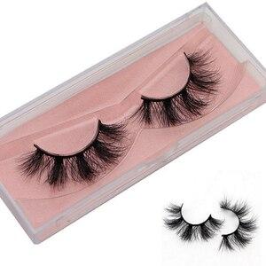 50/100/ pack Mink Eyelashes Ha