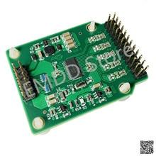 ADS1263 32 битный Высокоточный ADC модуль 24Bit + 32Bit двойной ADC Аналоговый Цифровой преобразователь 38,4 KSPS