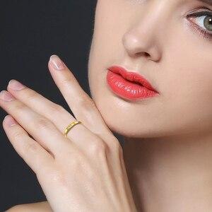 Image 5 - Personalizado 925 prata nome personalizado anel gravado data inicial coordenadas nome delicado empilhável anéis feminino masculino jóias novo