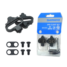 SM-SH51 SPD Cleat Set for Mountain Bike Shoes Bicycle Cleat Set Einzel Release Pedal Stollen for m520 taco shimano mtb