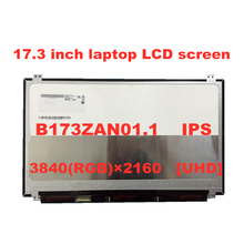 Lcd-Screen Laptop Uhd-Panel B173ZAN01.0 N173DSE-G31 4K IPS 3280--2160