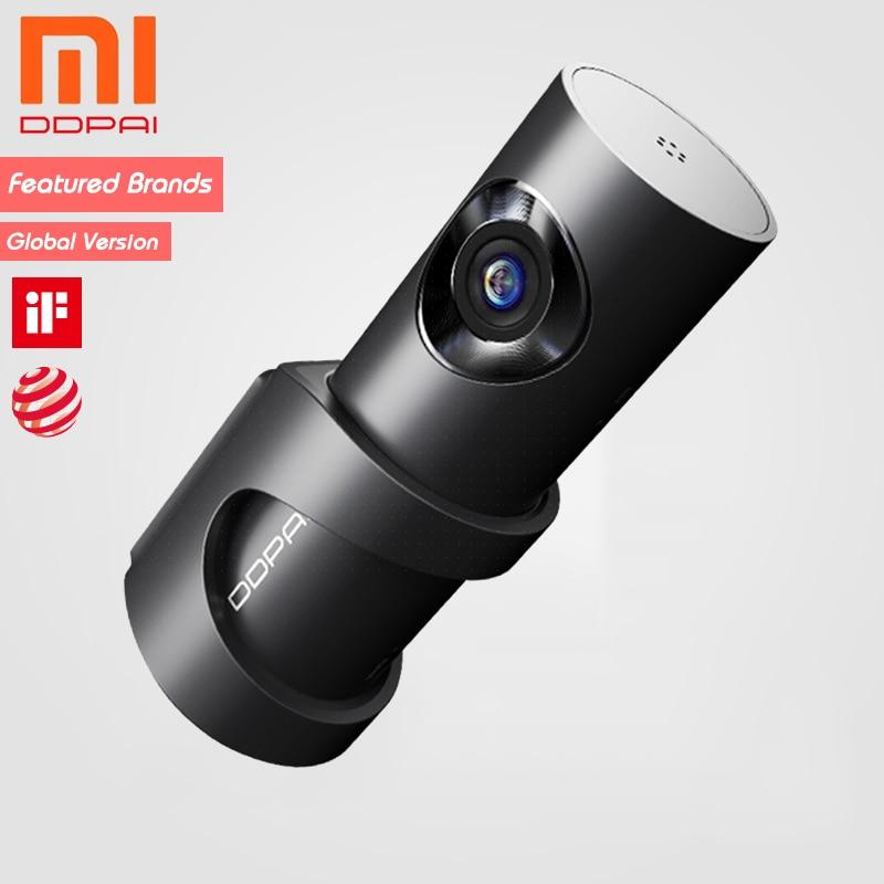 Xiaomi Mijia DDPai Mini3 DDPai Dash Cam Kamera 32GB Englisch eMMC 1600P HD Aufnahme 24H Parkplatz Monitor globale Version