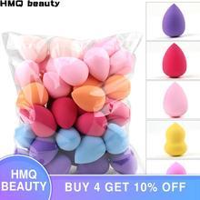 Nieuwe Medium Make Up Spons Water Drop Shape Make Up Foundation Puff Concealer Powder Smooth Beauty Cosmetische Make Up Spons Tool
