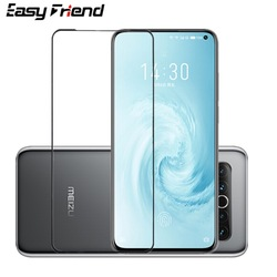 На Алиэкспресс купить стекло для смартфона for meizu 17 pro meizu17 meizu17pro screen protector protective film guard full cover color tempered glass