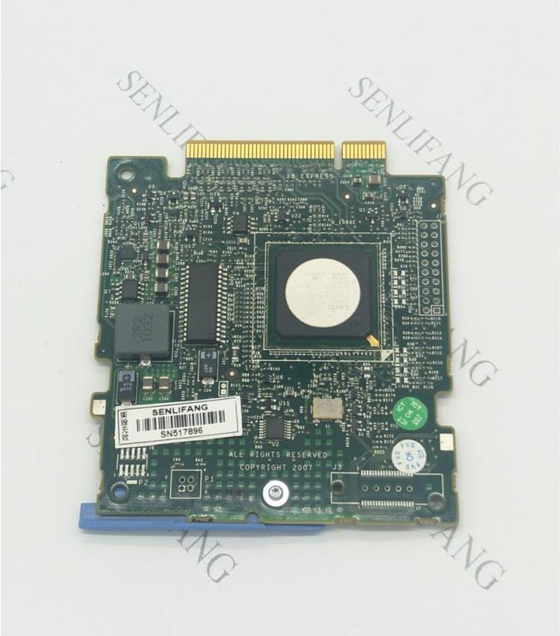 HM030 0HM030  PERC 6IR SAS CONTROLLER  For DELL R310 R410 M610 Server Raid Card 6IR SAS RAID Card Well Tested