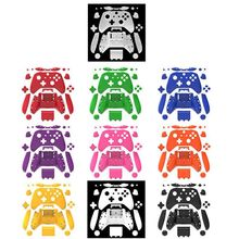 цена на Shell For Xbox One Slim Replacement Full Shell And Buttons Mod Kit Matte Cover Controller Housing