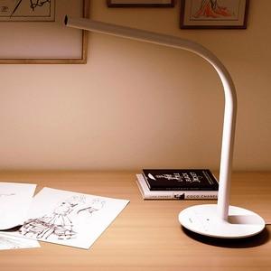 Image 4 - XIAOMI MIJIA Philips masa lambası 2 LED akıllı masa lambası 2S bükme öğrenci lambası ofis okuma masası ışık yatak odası gece lambası APP