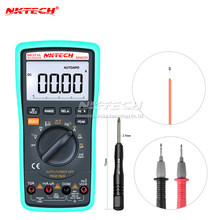 Mastech MS8229 Auto-Range 5-in-1 Multi-functional Digital Multimeter with DMM Lux Humidity,Sound Level,Thermometer(China)