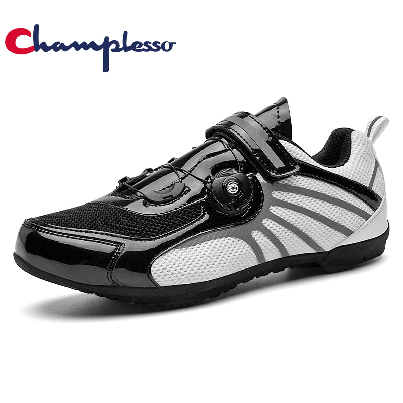 Sale Profession Cycling Shoes for Women and Men High Quality Mountain Bike Riding Non-slip Convenient Rotary Buckle 4000799593420