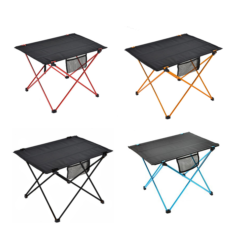 Outdoor Portable Camping Folding Table Ultralight Quality Camping Foldable Desk Hiking Climbing Picnic Table Sстол для пикника