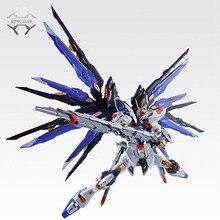 COMIC CLUB IN STOCK Metalgearmodels metallo di costruzione MB Gundam sciopero freedom anima bule ver action figure di alta qualità robot giocattolo
