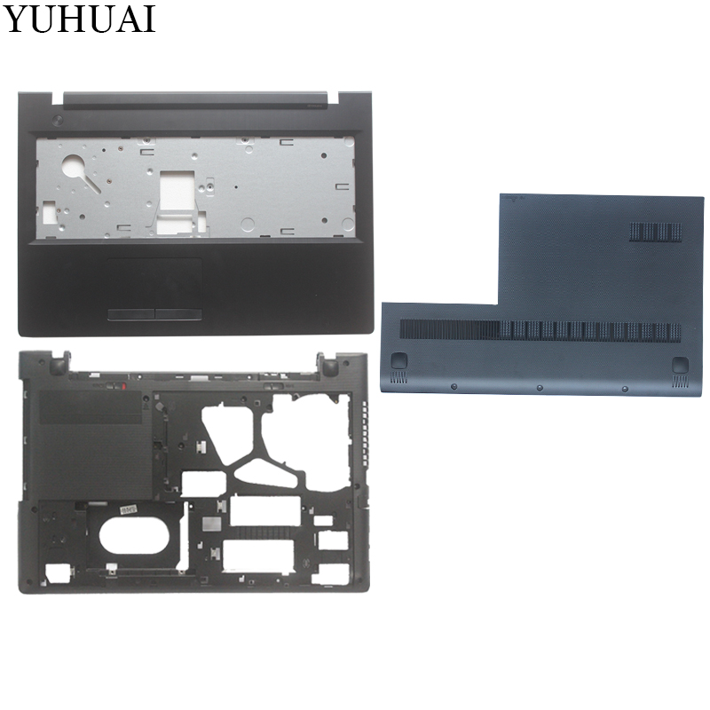 New For Lenovo G50-70A G50-70 G50-70M G50-80 G50-30 G50-45 Z50-70 Palmrest Cover/Bottom Base Cover Case/HDD Hard Drive Cover