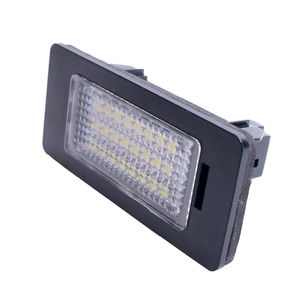 Bulbs License Plate Lights Acc
