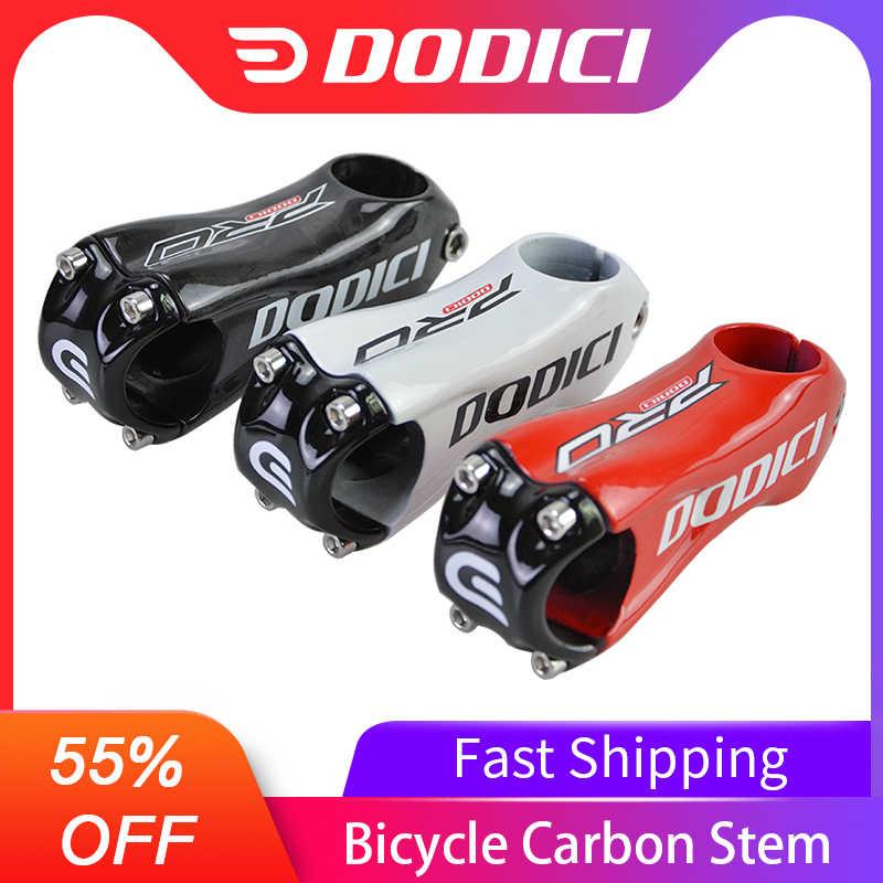 Mountain Road Bike Stem Handlebar 28.6//31.8mm 17 Degree 70//80//90//100//110//120//130