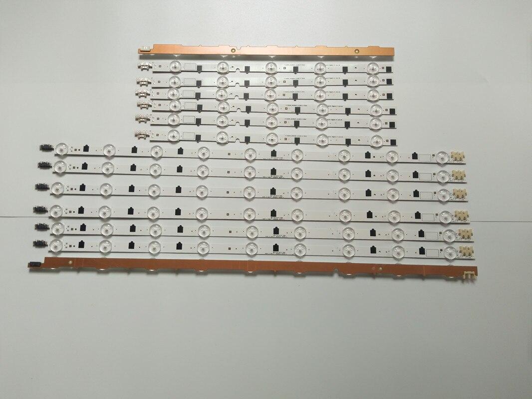 Tira Retroiluminação LED Lâmpada Para SamSung 42 14