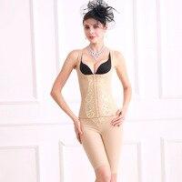 Body Shaper For Women Corset Slimming Latex Waist Cincher Vest Binder Shaped postpartum shaping suit