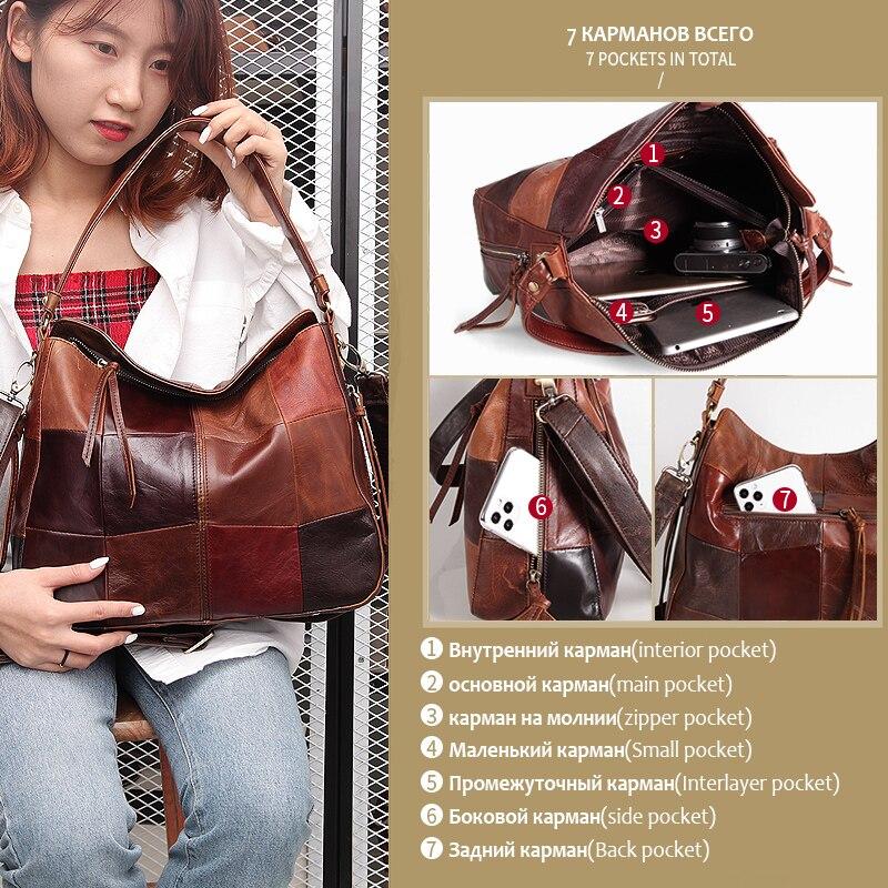 Women Bag Bucket-Shoulder Cobbler Legend Designer-Band Top-Handle Crossbody Retro Large
