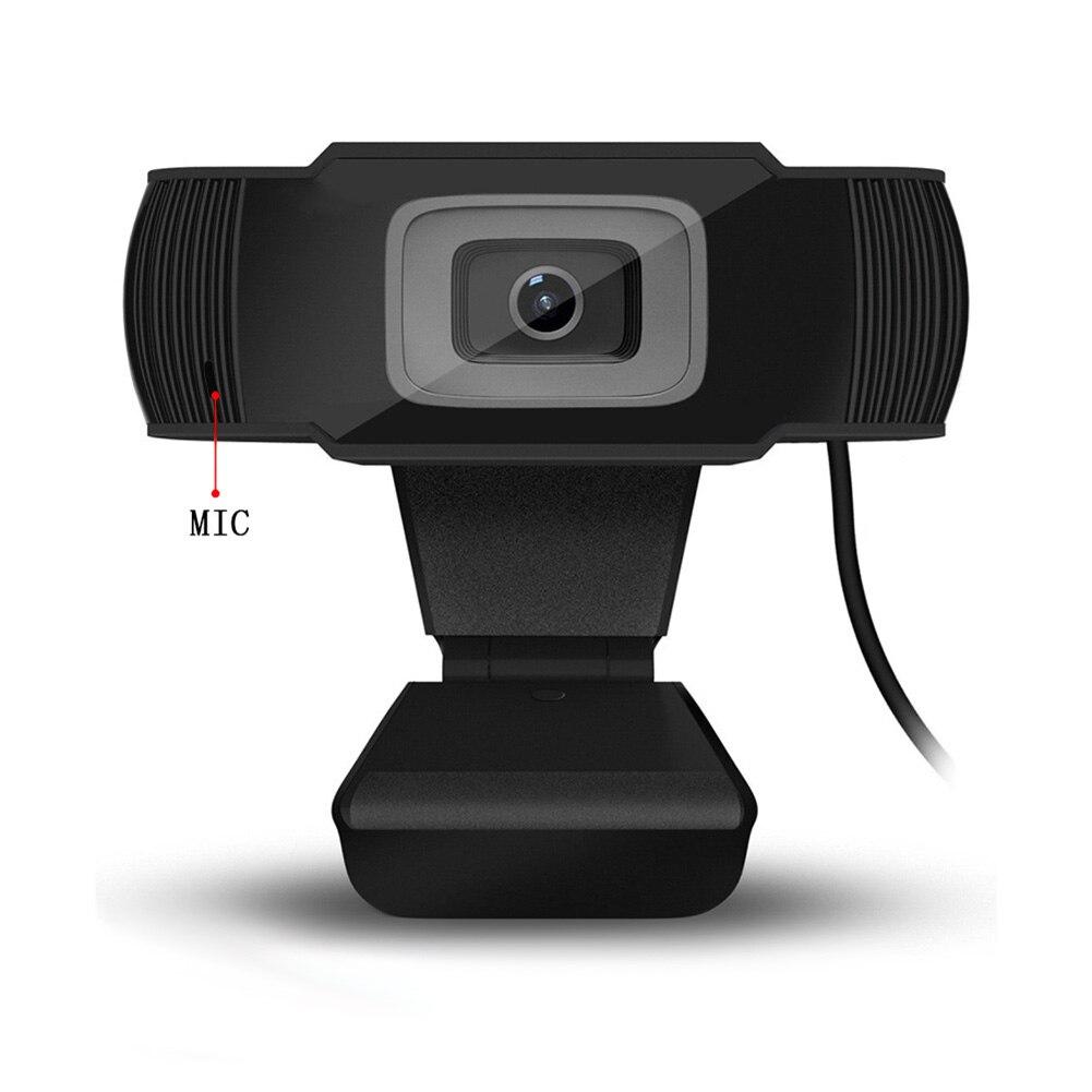 Веб камера 1080p 5 миллионов пикселей hd веб со встроенным микрофоном