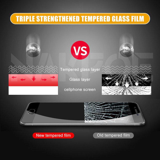 9H verre de protection pour Meizu M6 M5 M3 Note verre de protection décran trempé Meizu M6S M6T M5S M5C M3S M3 mini Film de verre transparent