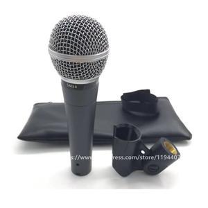Image 1 - ميكروفون مهني تسجيل استوديو كاريوكي ديناميكي ميك كبسولة الصوتية المحمولة اللاسلكي SM58S للاستوديو المنزل