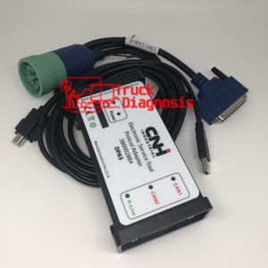 Image 4 - New Holland อิเล็กทรอนิกส์เครื่องมือบริการ (CNH EST 9.3วิศวกรรม) + DiagnosticProcedures + สีขาว CNH DPA5ชุดเครื่องมือ