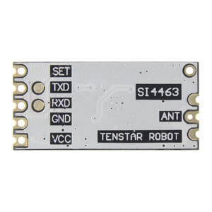 Image 2 - HC 12 433Mhz SI4463 Wireless Serial Port Module 1000m Replace Bluetooth