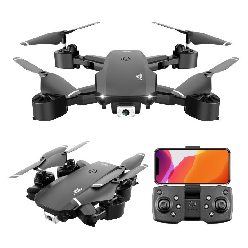 Mini Drone With Camera HD 4k Gps WIFI FPV Professional Aerial Photography Helicopter Foldable Quadcopter Dron Toys Dual Camera 4