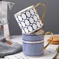 Kaffee Becher Porcelian Tassen Kaffee Tassen Mit Löffel Bone China Drink Hochzeit Geburtstag Gegenwart Keramik Coffeeware