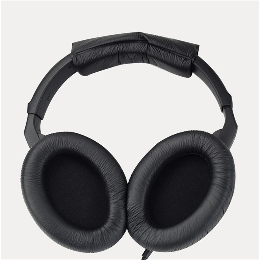 Replacement Earpads Ear Cushion for <font><b>Sennheiser</b></font> <font><b>HD280</b></font> <font><b>PRO</b></font> Gaming Headset Soft Leather Ear Pads Cusions Cover Earmuffs image