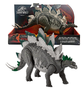 Image 4 - Original 37 ซม.Jurassic World 2 ขนาดใหญ่การแข่งขันไดโนเสาร์รูปแบบการกระทำของTyrannosaurusของเล่นเด็กDragon Oyuncak