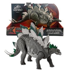 Image 4 - Originale 37 centimetri Jurassic World 2 Grande Competitivo Modello di Dinosauro Action Figure di Tyrannosaurus Giocattoli per I Bambini Drago Oyuncak
