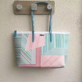 Limited print French fashion PVC women's bag large bag lightweight one-shoulder handbag dumplings waterproof tote bag. недорого