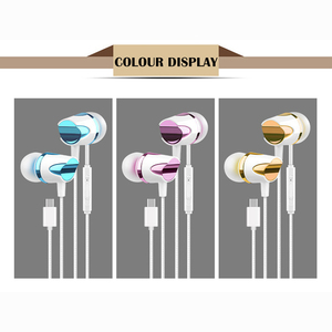 Image 5 - TC 16 Wired USB Type C In Ear Earphone Soft Silicone Earbuds Subwoofer Mic Music Headset For Samsung S20 Ultral Xiaomi Huawei