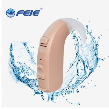 Touching Digital BTE Hearing Aid,High-Power,Behind the ear hearing assistive, battery,drop shipping S-12P