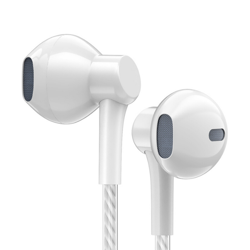 Original Stereo Bass Earphone Headphones With Microphone Wired Gaming Headset For Phones Samsung Xiaomi Iphone Apple Ear Phone