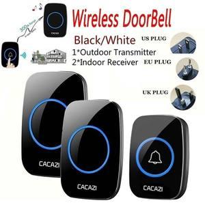 Wireless Door Bell Music Doorb