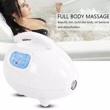 Massage-Mat Skin-Care-Device Ozone Spa with Air-Hose Moisturizing Bath-Tub Sterilization-Body