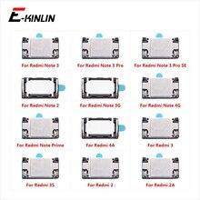 Nowe tylne Ringer Buzzer moduł głośnik dla XiaoMi Redmi 4A 2 2A 3S uwaga 2 3 Pro specjalna edycja SE