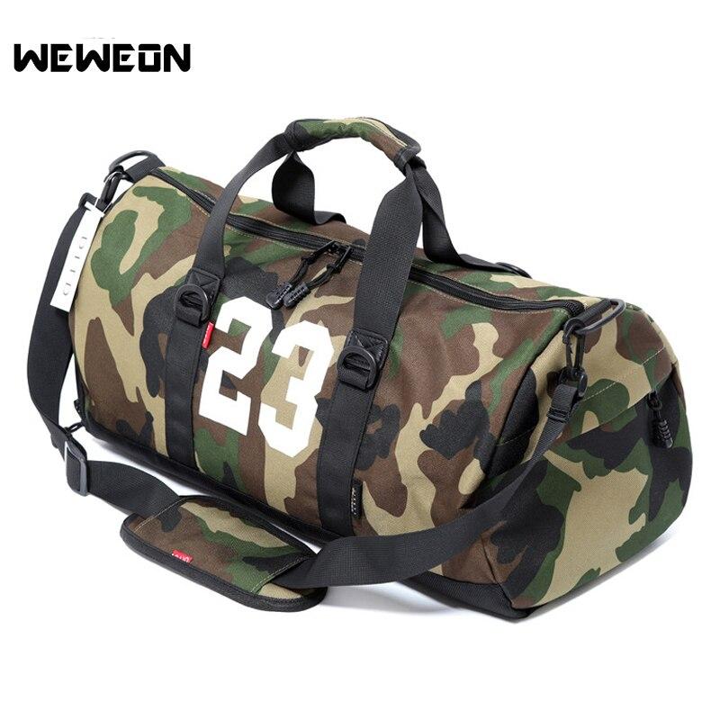 Sport Gym Training Bag 2020 Camouflage For Shoe Storage Handbag Unisex Sport For Fitness Durable Travel Tote Street Sporting