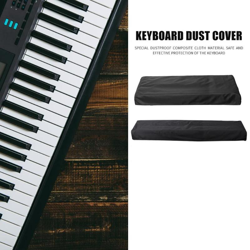 Durable Electronic Piano Cover Multi-function Electronic Digital Piano Cover Dustproof Keyboard Cover For 61/88 Key Piano