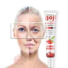 1 pçs hidratante nutrir anti-rugas remover sacos de olho linhas finas clarear círculos escuros creme para os olhos tslm1