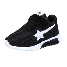 kids shoes 2019 new hot sale Children Kids Boys Girls Star Mesh Breathable Sport Running Sneakers Shoes kids light shoes #N17(China)