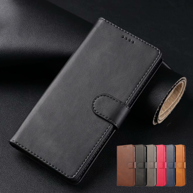 For Huawei Honor 10i 20i Case Flip Leather Cases Stand PU Cover