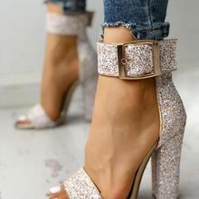 NAUSK Fashion Ladies High Heels Zapatos Mujer Pumps Women Sh