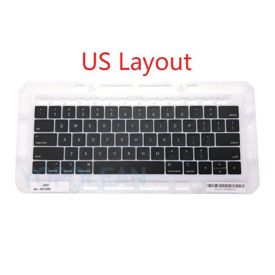 "NEW Apple  MacBook Pro TouchBar 15/"" A1707 US Keyboard"