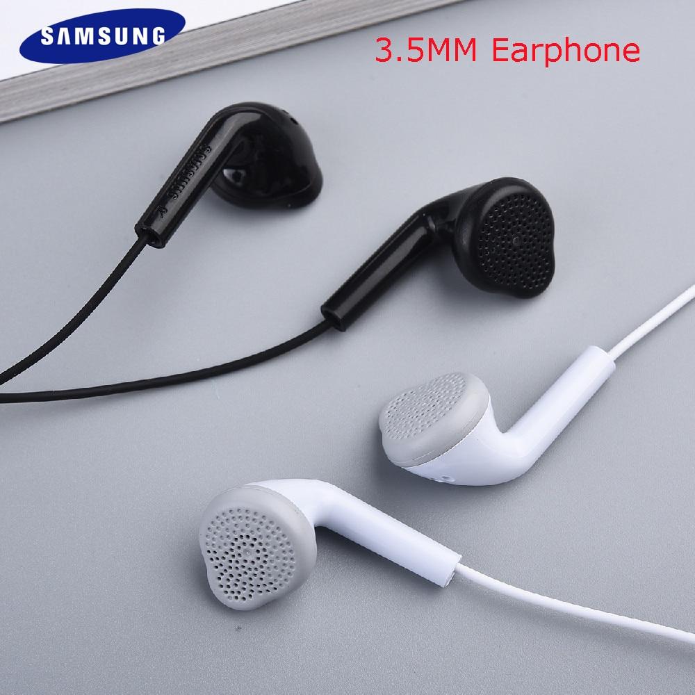 Оригинальные наушники-вкладыши Samsung A50 A70 A51 A71 S5830, 3,5 мм, спортивные наушники-вкладыши, гарнитура с микрофоном для Galaxy S6 S7 edge S8 Note 8 9
