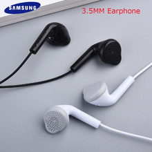 Asli Samsung A50 A70 A51 A71 S5830 Di-Ear Earphone 3.5 Mm Olahraga Earbud Headset dengan MIC untuk Galaxy s6 S7 Edge S8 Note 8 9(China)